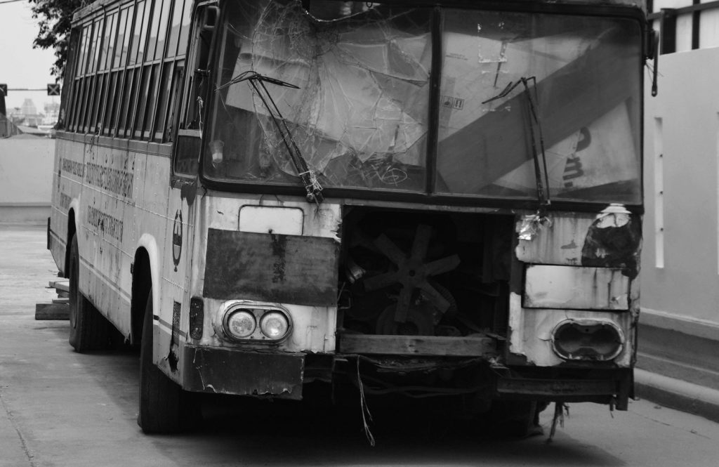 градски транспорт - произшествие